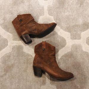 Frye Ankle Boots W Size 9.5